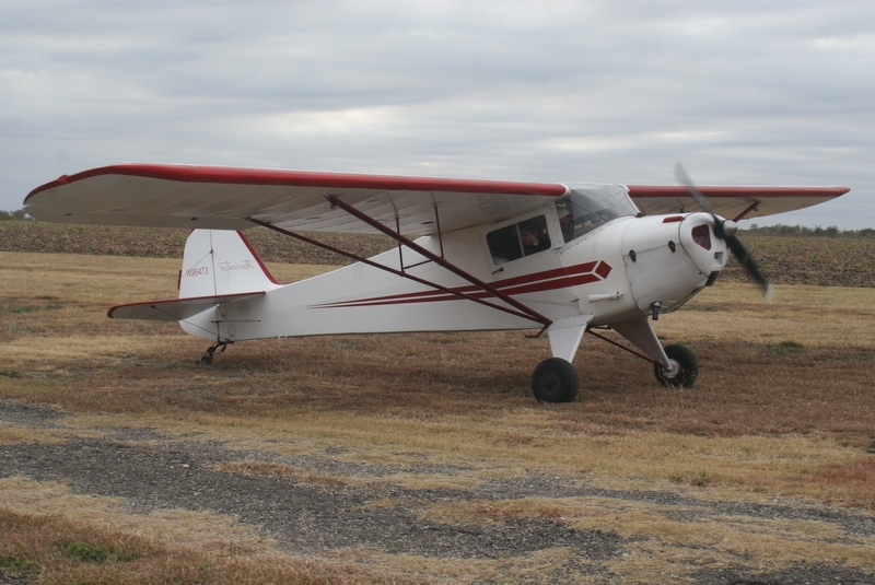 Texas Tailwheel - Austin Flight Check