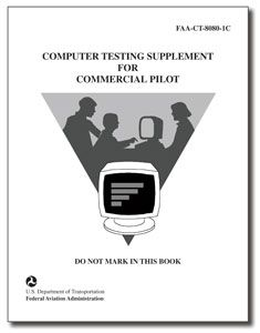 FAA Test Supplement - Commercial Pilot