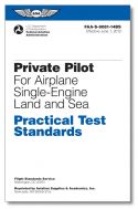 ASA Private Pilot - Airplane - Single Engine - Land & Sea Practical Test Standards