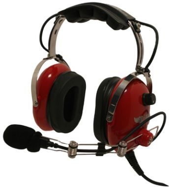 Avcomm Children's Aviation Headset - AC-250