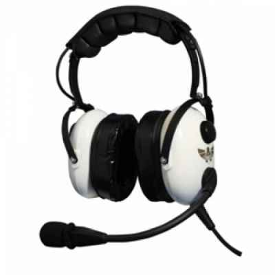 Avcomm PNR Premium Stereo Headset w/PTT & iPod Interface - AC-920