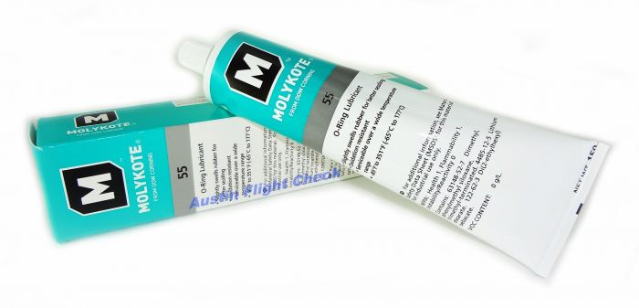 Dow Corning® Molykote 55 O-Ring Lubricant - 5 3 ounce
