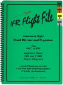 AeroPhoenix IFR Flight File IV Chart Planning & Organizer