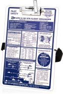 APR VFR Compact Flight Organizer