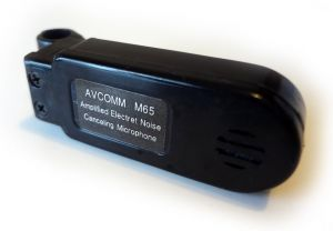 Avcomm Electret Replacement Microphone M65
