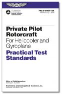 ASA Private Pilot Rotorcraft (Helicopter and Gyroplane) Practical Test Standards