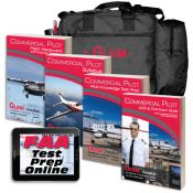 Gleim Commercial Pilot Kit with Online Test Prep - 2020