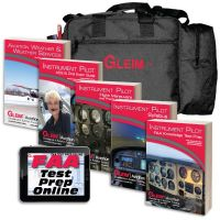 Gleim Instrument Rating Kit with Online Test Prep - 2020
