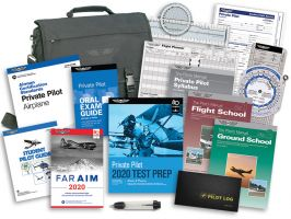 ASA Private Pilot Flight School Kit - Part 141
