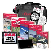 Gleim Sport Pilot Kit with Online Test Prep - 2020