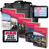 Gleim Deluxe Instrument Pilot Kit with Online Ground School - 2020