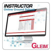 Gleim Online Ground School: Flight Instructor & Ground Instructor