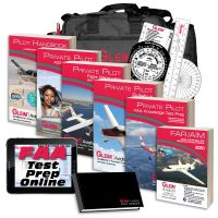 Gleim Private Pilot Kit with Online Test Prep - 2020