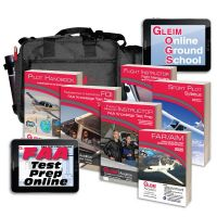 Gleim Sport Pilot Instructor Kit with Online Test Prep and Ground School - 2020