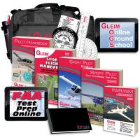 Gleim Deluxe Sport Pilot Kit with Online Ground School - 2020